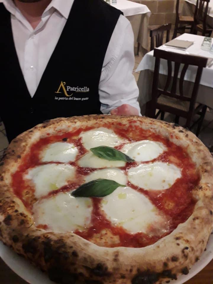 A' Patricella - Menù pizza x2 a 13,90€ invece di 26,00€ - Pontelatone