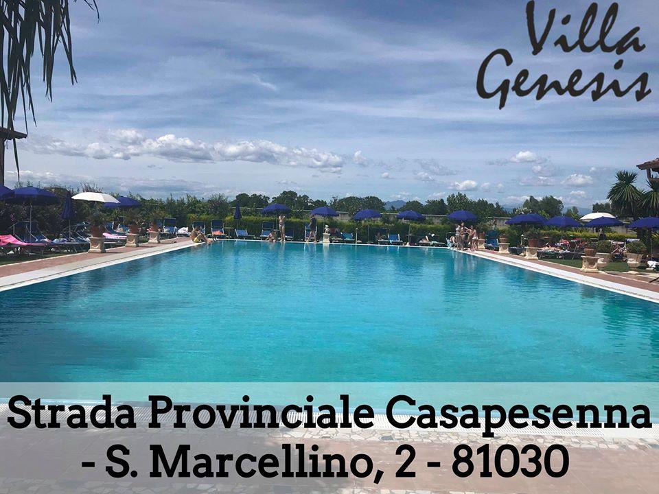 Villa Genesis Resort Piscina e Pranzo x2 full a 26,00€ invece di 50,00€